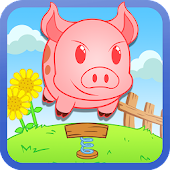 APK Game 3 little pigs way sweet home for iOS