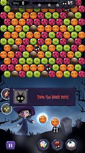 Spooky Bubbles