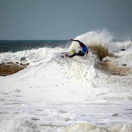Pro surfing by Katja Škerjanc - Sports & Fitness Surfing