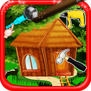 Build a Tree House & Fix It