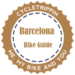 Barcelona Bike Guide APK Image