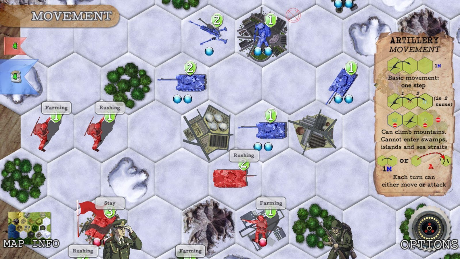 Retaliation Enemy Mine Screenshot 1
