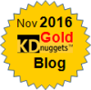 Top Blogs and Bloggers in November 2016