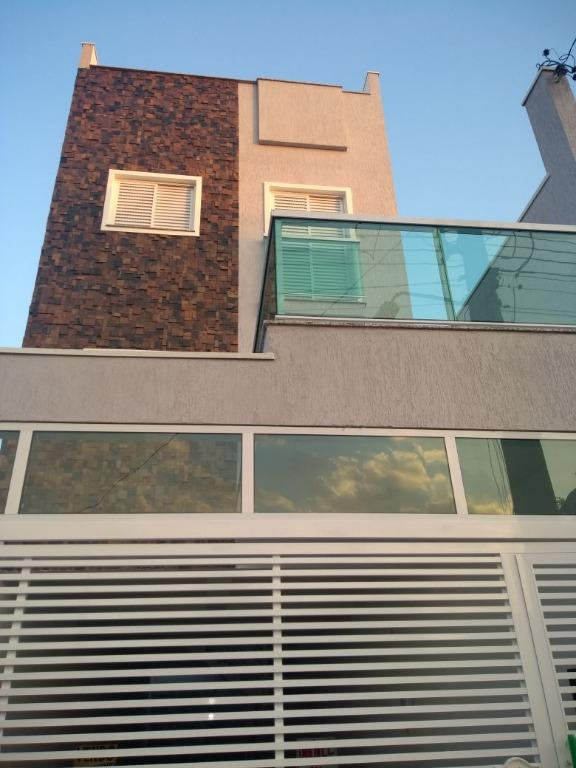 Cobertura de 2 dormitórios em Vila América, Santo André - SP