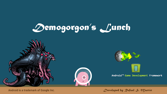 Demogorgon's Lunch - screenshot