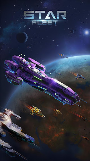 Star Fleet-Galaxy Warship
