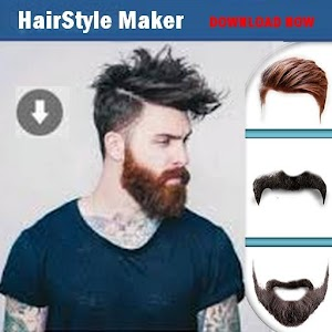 HairStyle Maker for PC-Windows 7,8,10 and Mac