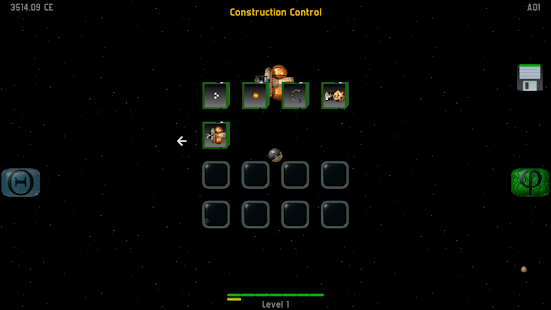 Mintoris Space - screenshot