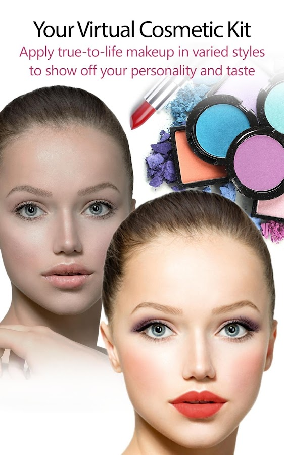 YouCam Makeup- Makeover Studio Screenshot 2