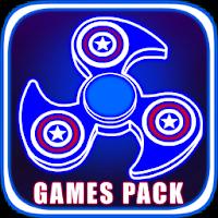 Fidget Spinner Games Pack For PC