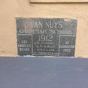Van Nuys Grammar School