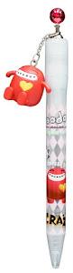 "Игрушка Dooo: ""Reddish Twin"" Ручка Шариковая с брелком - 15 см"