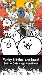 Game Battle Cats Rangers apk for kindle fire