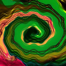 by Bjørn Bjerkhaug - Abstract Patterns