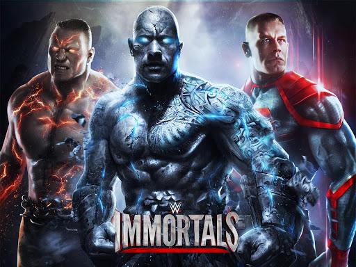 WWE Immortals screenshot 1