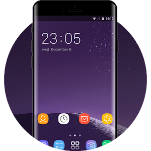 Theme for Samsung galaxy note 8 HD Launcher 2018 For PC (Windows & MAC)