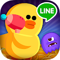 LINE Dozer APK for Bluestacks