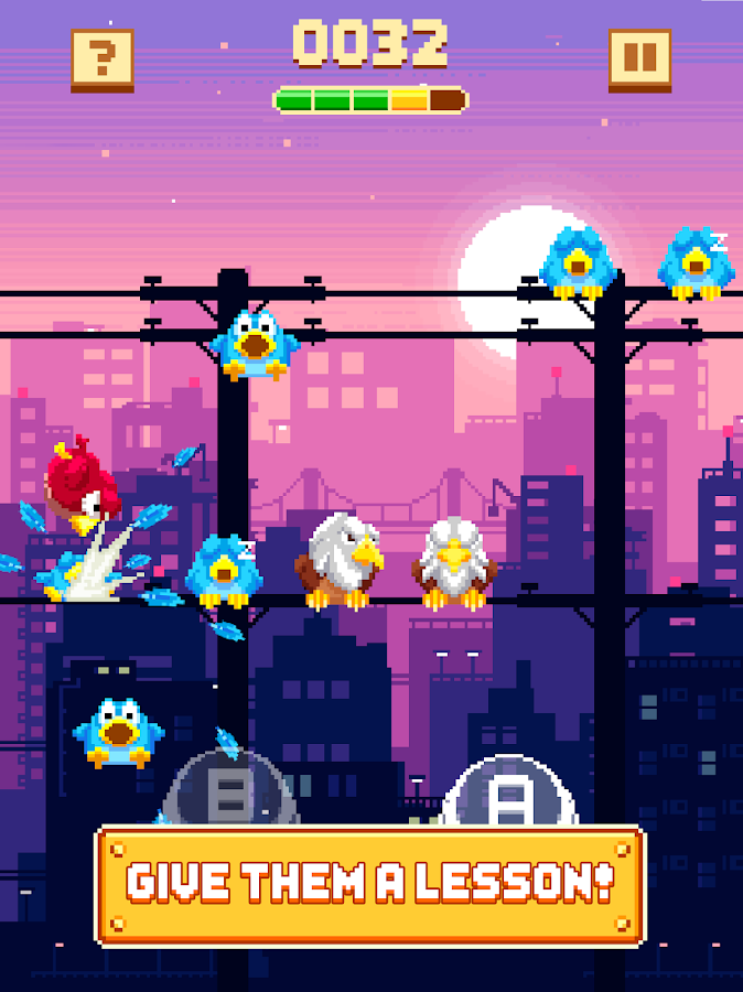 Kooky Bird - Wake Them Up! Screenshot 5