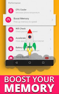App DFNDR: Antivirus & Cleaner APK for Kindle
