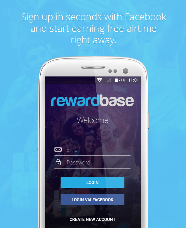 rewardbase Screenshot 0
