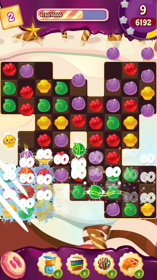 Cupcake Smash: Cookie Charms Screenshot 4