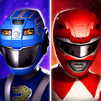 Power Rangers: All Stars on PC / Windows 7.8.10 & MAC