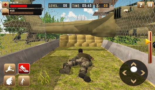 US Army Training School Game: Obstacle Course Race APK for Bluestacks