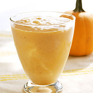 Banana Pumpkin Smoothie