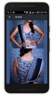 Blouse Design 2016 - screenshot