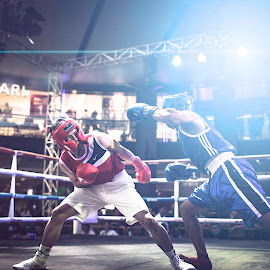 Rookie Fight Jakarta by Reza Roedjito - Sports & Fitness Boxing ( rookie fight, boxing )