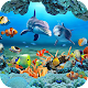 Fish Live Wallpaper 3D Aquarium Background HD 2018 APK
