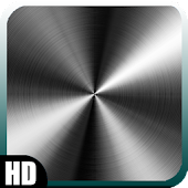 Free Download Chrome Metal Wallpaper APK for Samsung