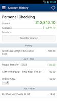 Screenshot of Seven Seventeen Credit Union