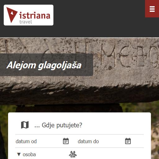 Android aplikacija ISTRIANA TRAVEL na Android Srbija