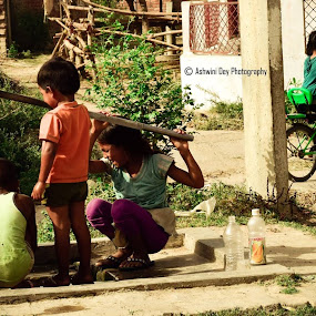 Go Back, SUMMER!!! by Ashwini Dey - People Street & Candids ( ashwini, pixoto, children candids, children, photography, dslr )