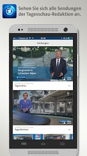 App Tagesschau APK for Windows Phone
