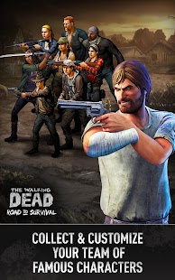 Walking Dead: Road to Survival- screenshot thumbnail