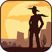 Game DUEL - Western Cowboys APK for Kindle
