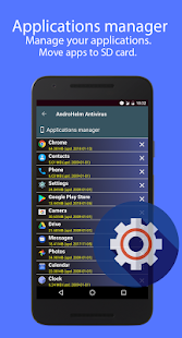 AntiVirus for Android Life-Lic. Screenshot