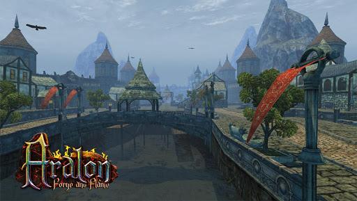 Aralon: Forge and Flame 3d RPG - screenshot