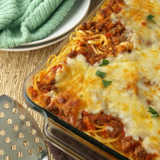 Light Baked Spaghetti Recipes