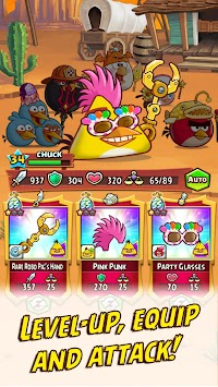 Angry Birds Fight! RPG Puzzle APK screenshot thumbnail 10