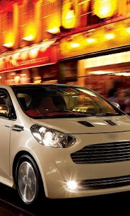 Puzzles Aston Martin Cygnet - screenshot