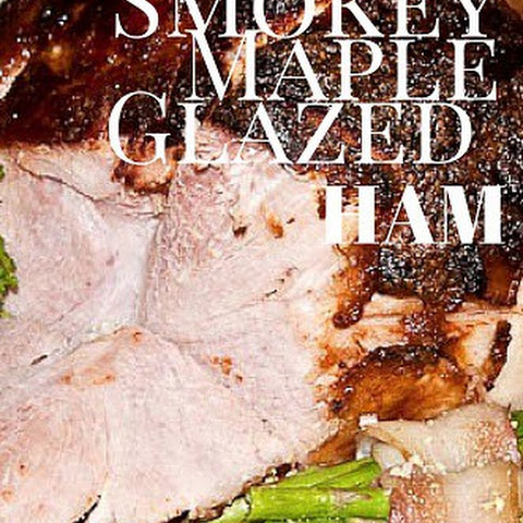 Smokey Maple Glazed Ham