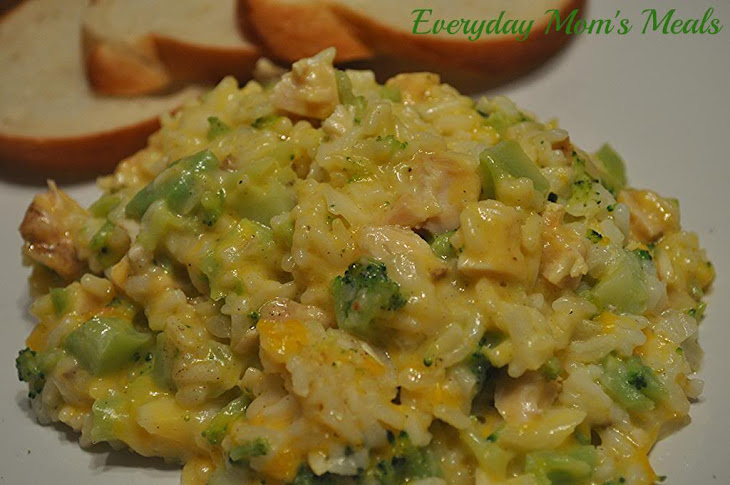 Chicken, Broccoli and Rice Casserole Recipe   Yummly