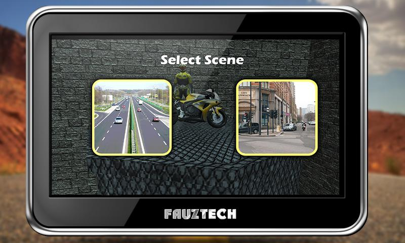 Highway Traffic Moto Racing Screenshot 5