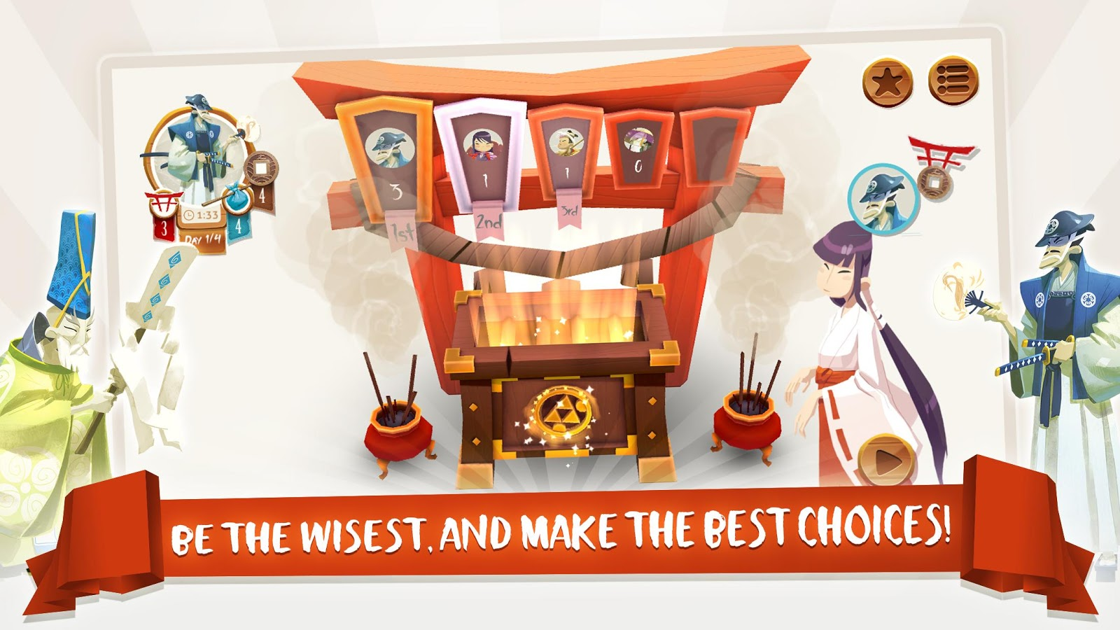 Tokaido: A Fun Strategy Game Screenshot 2