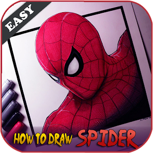 Download How To Draw Spiderman Step By Step For PC Windows and Mac