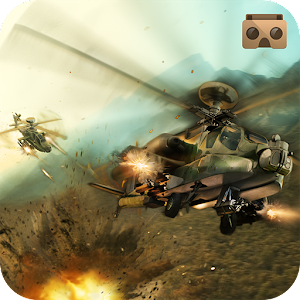 Cover art VR Battle Helicopters