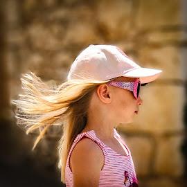 My daughter by Robert Seme - Babies & Children Child Portraits ( photooftheday, child portrait, children, vacations, photo, vacation, photography, child,  )
